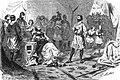 Histoire populaire de la France (1st ed) - Le Vicomte Raymond Roger arrêté en trahison par ordre du légat.jpg