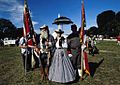 Historical Reenactors in the Million Indian March.jpg