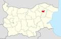 Hitrino Municipality Within Bulgaria.png