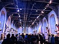 Hogwart's Great Hall, Warner Bros Harry Potter Studios 04.jpg