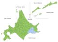 HokkaidoMap Kushiro subprefecture en.png