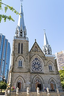 Holy Rosary Cathedral (Vancouver) Church in Vancouver, Canada