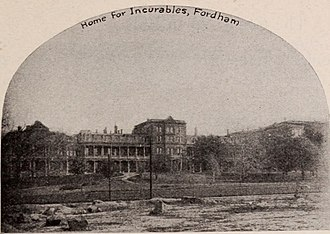 St Barnabas Hospital (Bronx) - Home for the Incurables, Fordham, Bronx