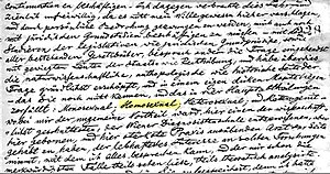 Terminology of homosexuality - Karl-Maria Kertbeny coined the word homosexual in this 1868 letter.