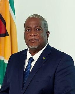 Mark Phillips (Guyanese politician) Guyanese politician and retired military officer