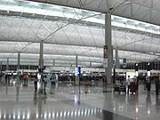 Hong Kong International Airport - Level 6, Terminal 1