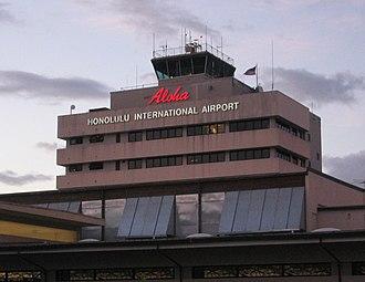 Honolulu County, Hawaii - Honolulu International Airport