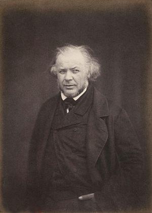 Honoré Daumier - Honoré Daumier circa 1850.