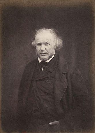 Honoré Daumier - Honoré Daumier circa 1850