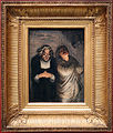 Honoré daumier, scena di commedia (uno scapino), 1860 ca. 01.JPG