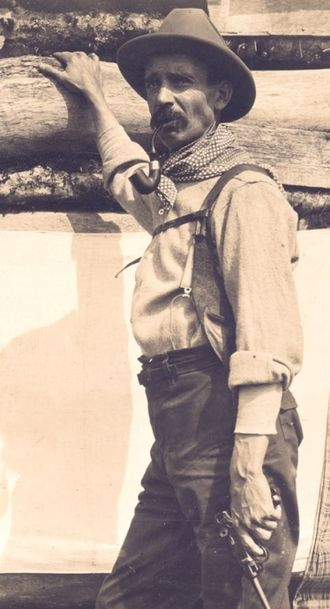 Horace Kephart - Kephart in 1906