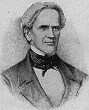 Antioch College - Horace Mann, Antioch's first president