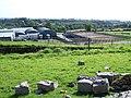 Horse-riding Centre, Tullybrannigan Road - geograph.org.uk - 1471841.jpg