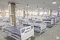 Hospital de campanha da Arena Mané Garrincha tem 173 leitos (49884740896).jpg