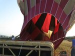 File:Hot air balloon in Spain.webm
