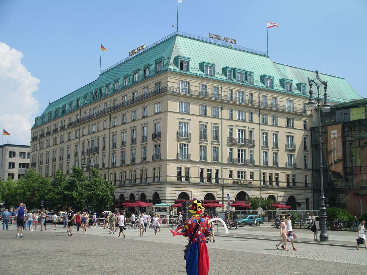Hotel Adlon Berlin Bilder