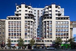 Bulevardul Magheru - Image: Hotel Ambasador