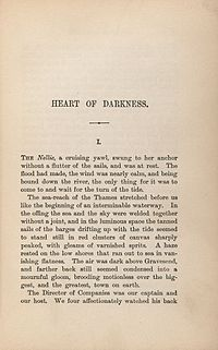 Heart of Darkness v knize Youth and Other Stories (1902)