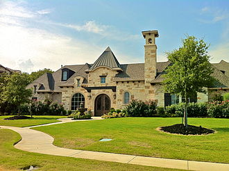 Southlake, Texas - House in Southlake