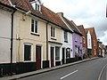Houses and Shops on Cromer Road, Aylsham - geograph.org.uk - 519187.jpg