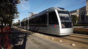 Urbos - Urbos LRV in Houston