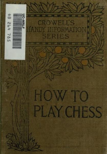 File:How to Play Chess (Rogers).djvu
