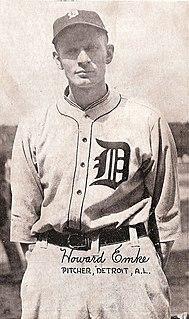 Howard Ehmke American baseball player