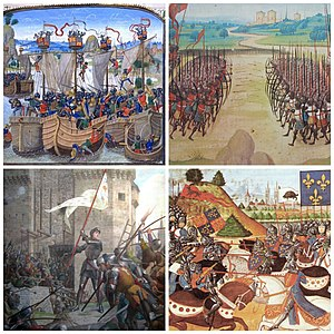 Hundred Years' War - Hundred Years' War