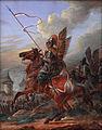 Husar. Гусар (M. Kuleša, XIX).jpg