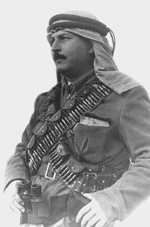 1947–48 Civil War in Mandatory Palestine - Abd al-Qadir al-Husayni, prominent military leader during the Palestinian Civil War.