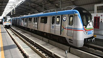 Hyderabad Metro - Metro Rail