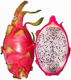 Pitaya-Frucht zur Gewichtsreduktion