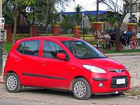Hyundai Derniers Modèles >> Hyundai I10 Wikipedia