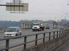 Glenn L. Jackson Memorial Bridge w ciągu I-205