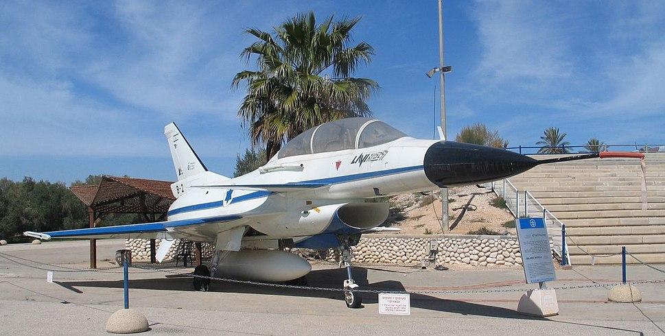 IAI-Lavi-B-2-hatzerim-1
