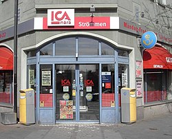 Ica bank located