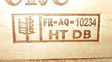 Pallet Stamp