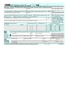 form 1040 business income  Form 14 - Wikipedia
