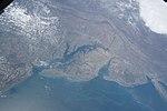 ISS-55 Chesapeake Bay, Delaware.jpg