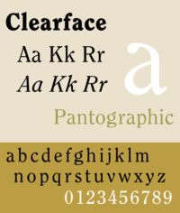 ITC Clearface.png