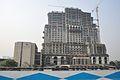 ITC Sonar - Hotel - Northern Block Under Construction - Eastern Metropolitan Bypass - Kolkata 2015-12-23 7511.JPG