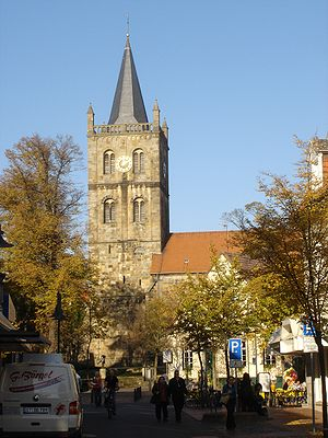Christ Church, Ibbenbüren