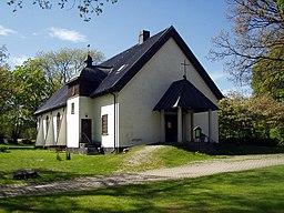 Iggesunds kyrka i maj 2008
