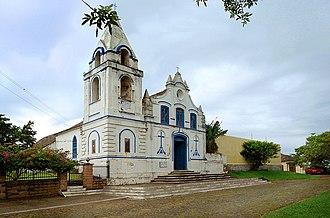 Torres, Rio Grande do Sul - Image: Igreja são domingos torres 22