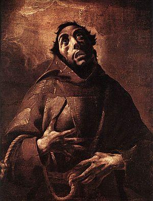 Pier Francesco Mazzucchelli - St. Francis