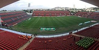 Estádio Luso Brasileiro - Image: Ilha do urubu