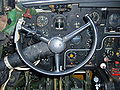 Ilyushin Il-14 yoke.JPG