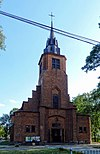 Imielnica church front.jpg