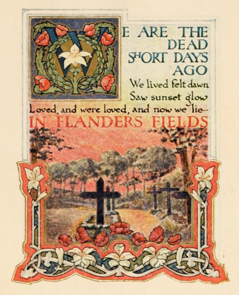 File:In Flanders Fields (1921) page 2.png
