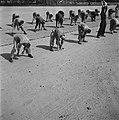 In het strafkamp te Vught, zijn 7000 Nederlandse collaborateurs en landverraders, Bestanddeelnr 900-4269.jpg